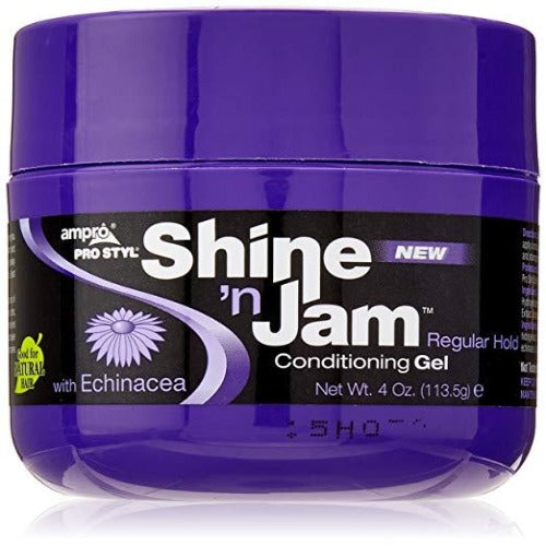 Shine 'n Jam Conditioning Gel Regular