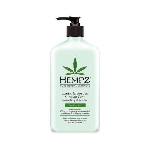 Exotic Green Tea and Asian Pear Moisturizer 17 fl oz