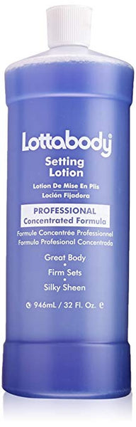 Lotta Body Setting Lotion Professional Concentrated Formula