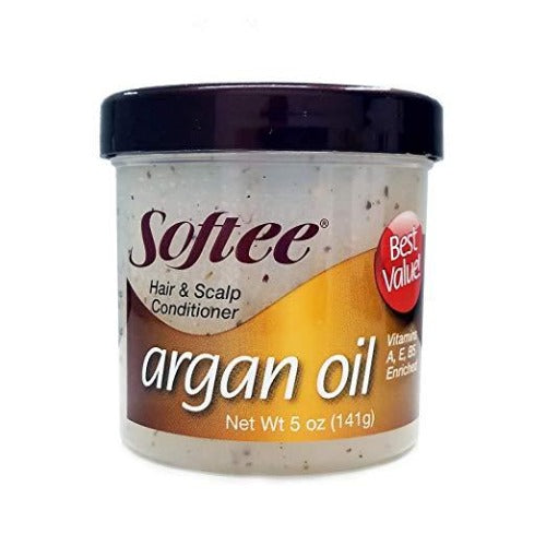 Softee - Hair & Scalp Conditioner Argan Oil