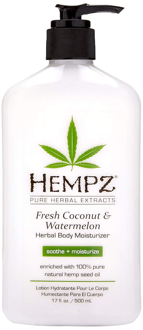 Fresh Coconut and Watermelon Moisturizer 17 fl oz