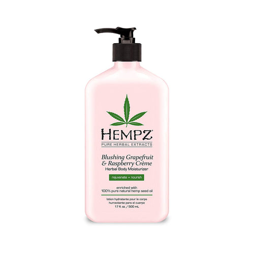 Limited Edition Blushing Grapefruit and Raspberry Moisturizer 17 fl oz