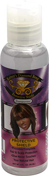 Robert's Diamond Bond Protective Shield Transparant