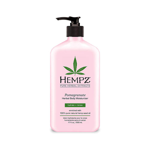 Pomegranate Herbal Body Moisturizer 17 fl oz