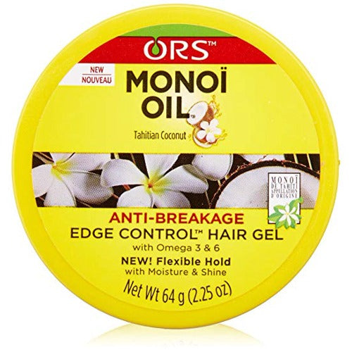 ORS - Monoi Oil Anti-Breakage Hair Gel 2.25 oz
