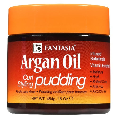 Fantasia IC - Argan Oil Curl Styling Pudding 16 oz