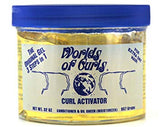 Worlds of Curls - Curl Activator Gel for Extra Dry Hair