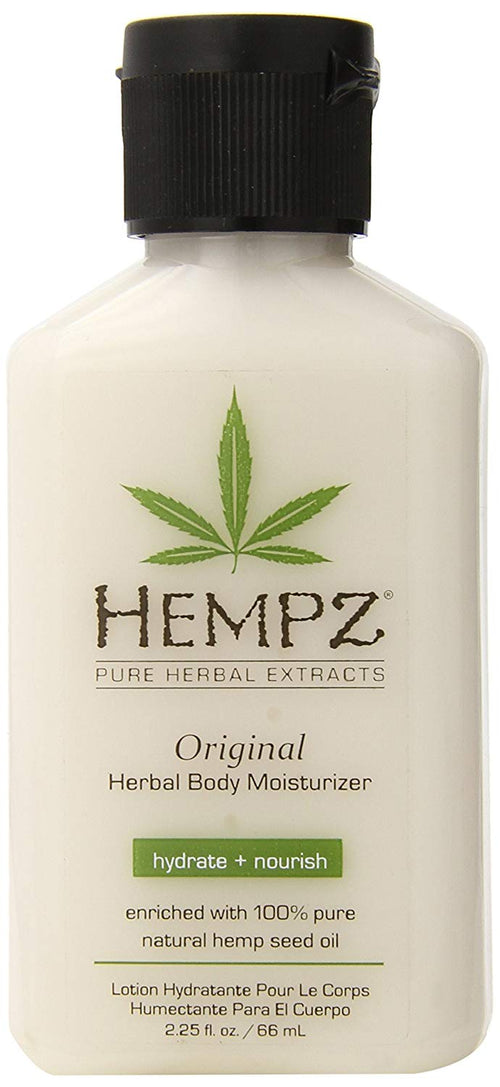 Original Body Herbal Moisturizer 2.25 fl oz