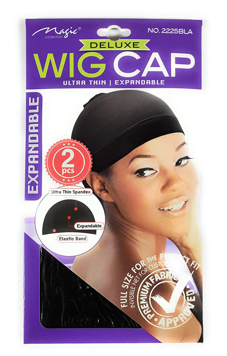 MAGIC COLLECTION- DIY WIG SILICON WEAVING CAP