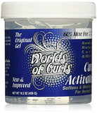 Worlds of Curls - Curl Activator Gel for Normal Hair