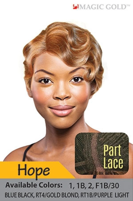 Full Lace Wig - 100% Human Hair (Tiana)