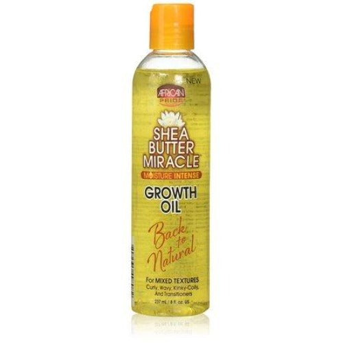 African Pride - Shea Butter Miracle Growth Oil 6 fl oz