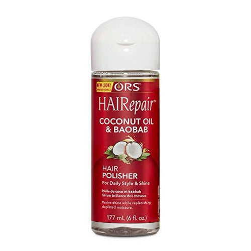 ORS - HAIRepair Coconut Oil and Baobab Hair Polisher 6 fl oz