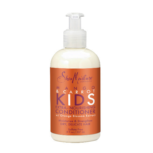 Shea Moisture - Mango and Carrot Kids Conditioner Delicate 8 fl oz
