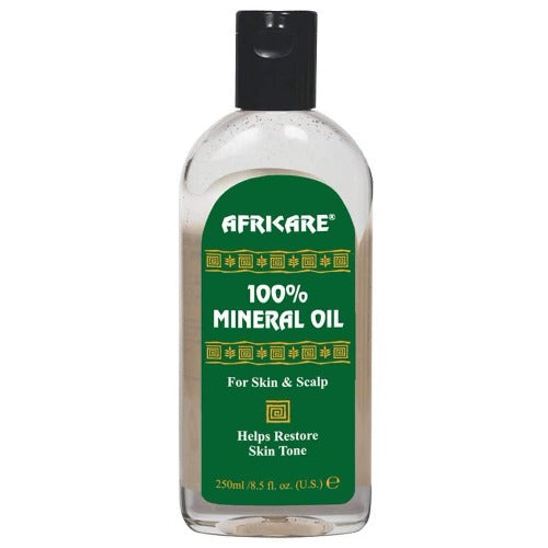 Africare - 100% Mineral Oil for Skin and Scalp 8.5 fl oz