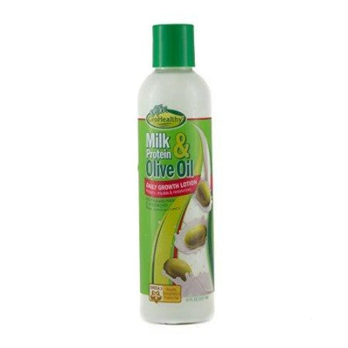 Sofn Free - Gro Healthy Milk and Olive Oil Daily Growth Lotion 8 fl oz