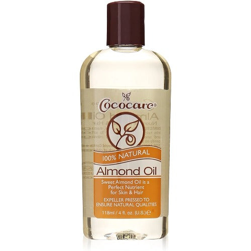 Cococare - 100 Percent Natural Almond Oil 4 fl oz
