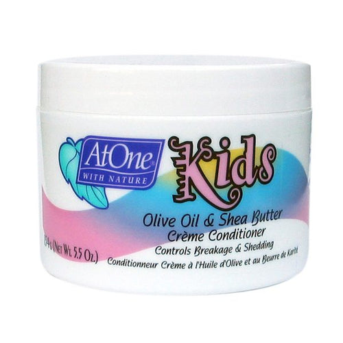 AtOne Kids Olive Oil and Shea Butter Creme 5.5 oz
