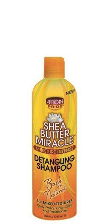 African Pride Braid Sheen Spray Extra Shine Longer Lasting Sheen 12 fl oz