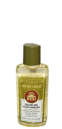 Africare Olive Oil Hair Therapy 2 oz