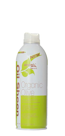 AmPro Oil Sheen Organic Olive 11 oz