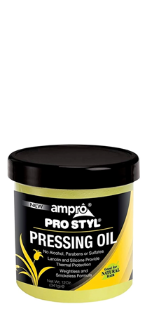 AmPro Style Pressing Oil 12 oz