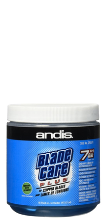 Andis - Blade Care Plus for Clipper Blades 7 in 1 16.5 fl oz