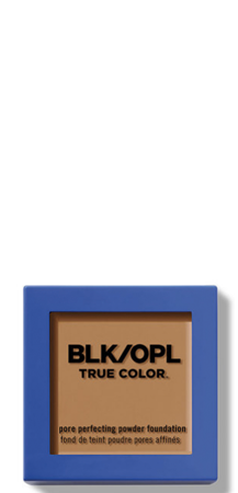 BLACK OPAL - TRUE COLOR PORE PERFECTING POWDER FOUNDATION with SHADE ID