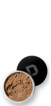 BLACK OPAL - TRUE COLOR SOFT VELVET FINISHING POWDER with SHADE ID