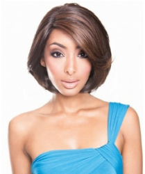 ISIS COLLECTION - BROWN SUGAR LACE FRONT WIG – BS210