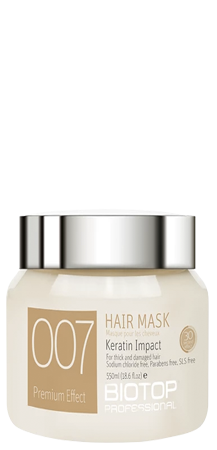 Biotop 007 KERATIN HAIR MASK
