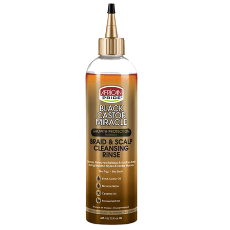African Pride - Hair Scalp and Skin Oil 8 fl oz