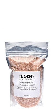 Buck Naked Soap Company Himalayan Salt Soak