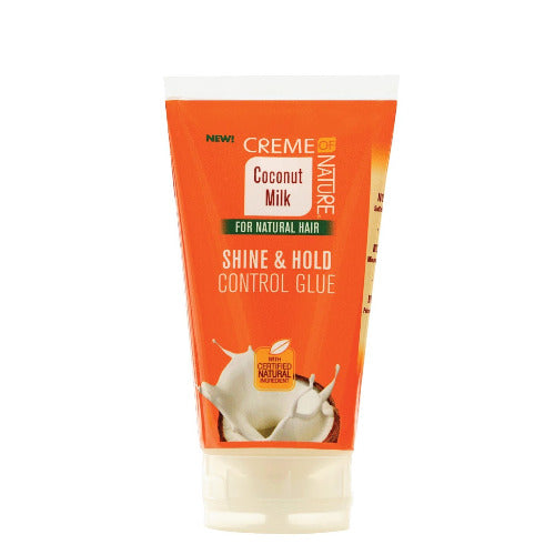 Creme of Nature - Coconut Milk Shine and Hold Control Glue 5.1 oz