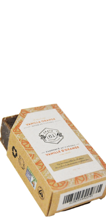 CRATE61 - VANILLA ORANGE SOAP