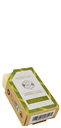 CRATE61 ORGANICS - PATCHOULI SOAP