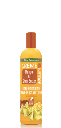 CREME OF NATURE - Ultra-Moisturizing Leave-In Conditioner