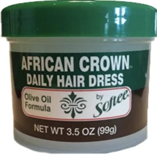 Softee - African Crown Daily Hair Dress