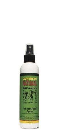 Caribbean Natural - Anti-Itch Relief Spray 8 oz