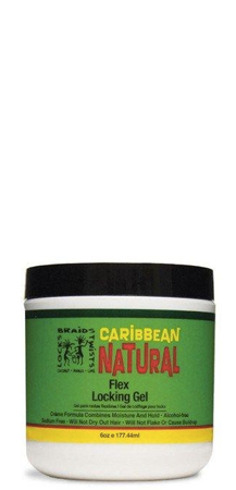 Caribbean Natural - Flex Locking Gel 6 oz