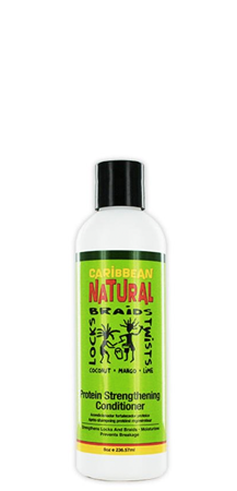 Caribbean Natural - Protein Strengthening Conditioner 8 oz