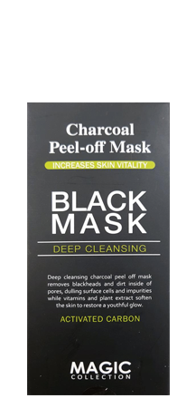 Charcoal Peel off Mask