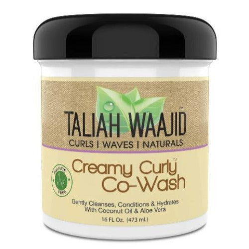 Taliah Waajid - Creamy Curly Co-Wash 16 fl oz