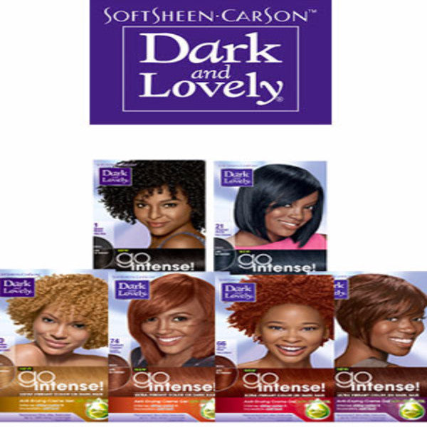 Dark and Lovely Go Intense