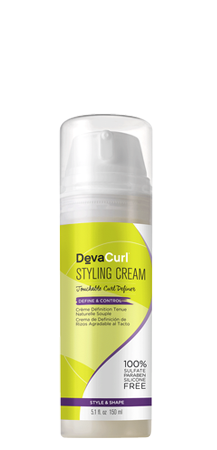 DevaCurl Styling Cream - Touchable Curl Definer