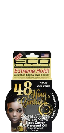 ECO Style - Extreme Hold! Black Castor & Flaxseed Oil