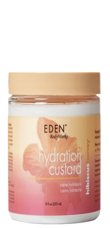 Eden Bodyworks Hibiscus Honey Hydration Custard