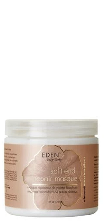 Eden bodyworks Almond Marshmallow Split End Repair Masque