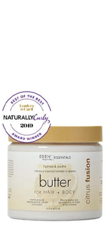 Eden bodyworks Citrus Fusion Hair plus Body Butter