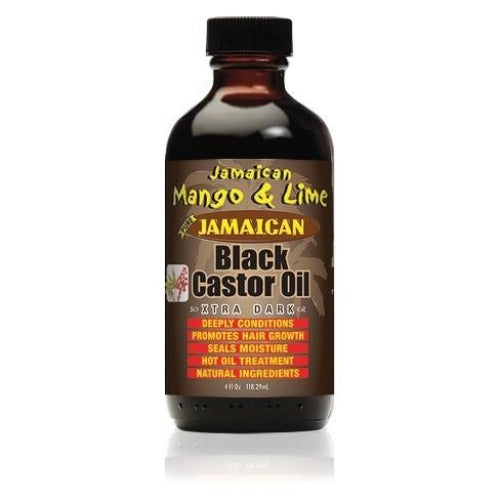 Jamaican Mango and Lime - Black Castor Oil Xtra Dark 4 fl oz